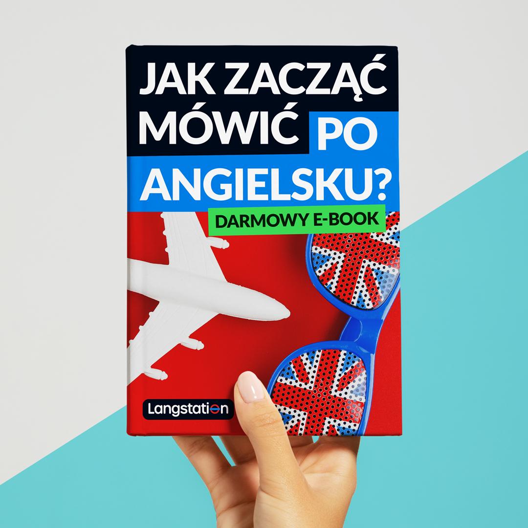 jak zacząć mówić po angielsku - ebook